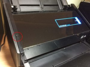 How to Fix: Scansnap ix500 scanner won't power on – Ian